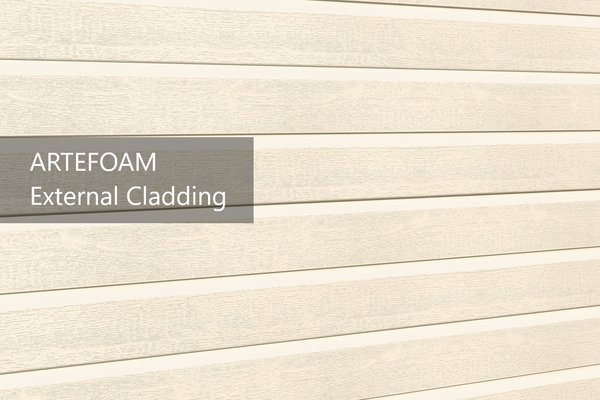 Artefoam External Cladding