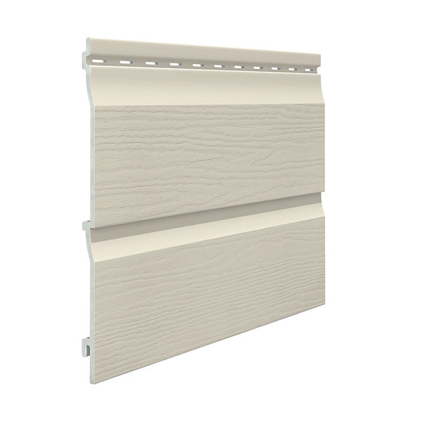 Claystone PVC Shiplap Cladding Panels