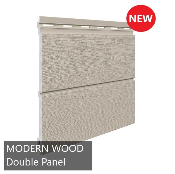 Modern Wood PVC Foam Cladding Board