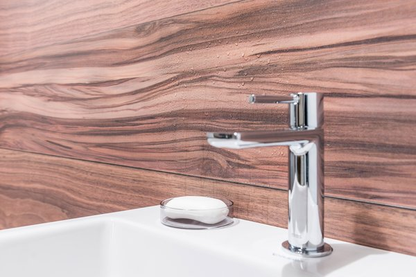 Rosewood Internal PVC Wall Panel