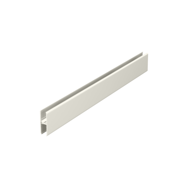 Exterior Cladding 2-Part Joint Profile